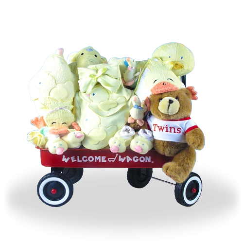 Deluxe Welcome Wagon for Twins Neutral