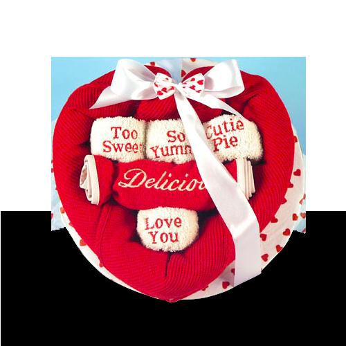 Sweet Baby Valentine's Gift