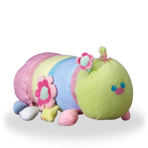 Caterpillar Themed Baby Girl Gift Set