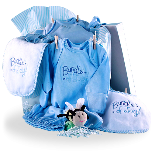 Your Bundle of Joy Baby Boy Shower Gift