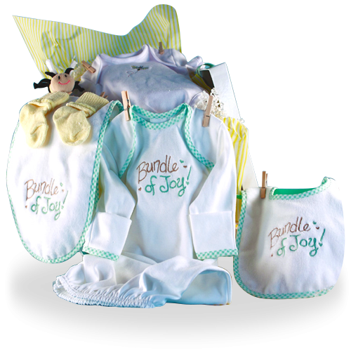 Your Bundle of Joy Baby Neutral Shower Gift