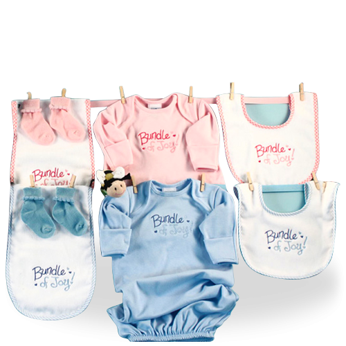 Shower Gift Baby Clothing for Twins