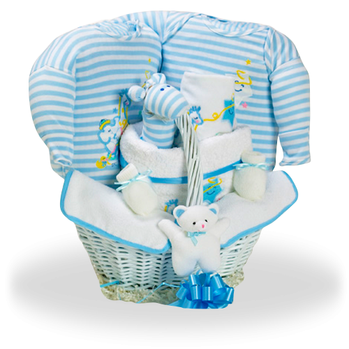It's a Star Boy Gift Basket