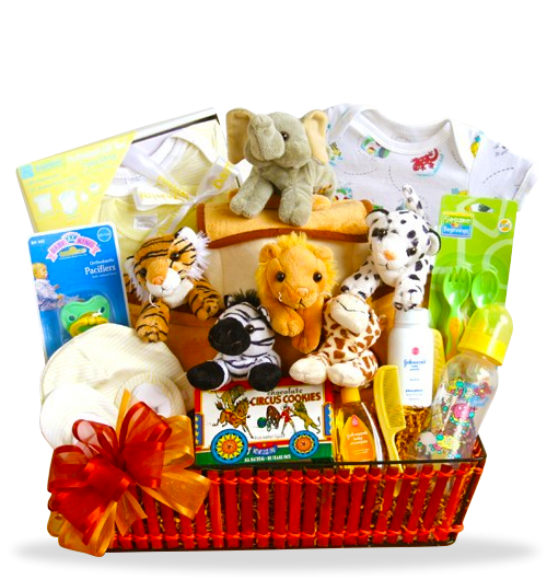 The Big Top Baby Basket