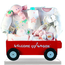 Buy Deluxe Cotton Premium Welcome Wagon for Girls