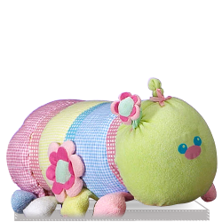 Send Best Caterpillar Themed Baby Girl Gift Set