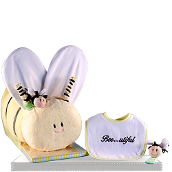 Get Order Soft & Cuddly Baby Shower Gift Set