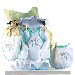 Your Bundle of Joy Baby Shower Clothesline Neutral