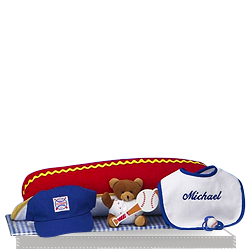 Order Online Hot Dog Hooded Baby Gift Basket