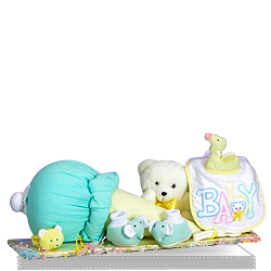 Send Best Sweet Baby Shower Gift Basket