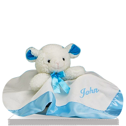 Looking for Lamby Nap Time Gift Set for Boy