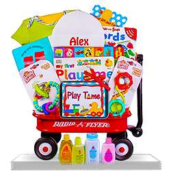 Play & Learn Funtime Wagon