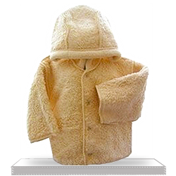 Looking for Warm and Plush Fattamano Baby Jacket