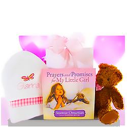 Baby Girl's Book of Prayers