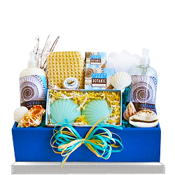 Send Best Spa Greetings Relaxing Gift Basket