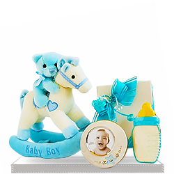 Rocking Horse Gift Box for Boys