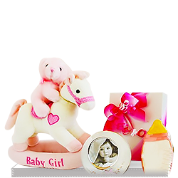 Looking for Rocking Horse Gift Box for Girls