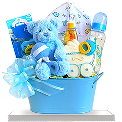 Sweet Essentials for the Newborn Baby Boy Gift