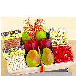 Order Healthy Organic Gift Basket