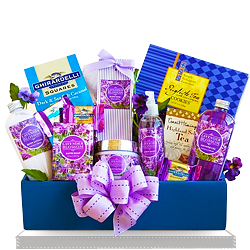 Get Perfect Relax with Lavender Spa Gift Box